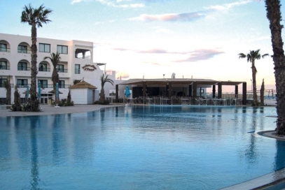 8 dagen all inclusive in Vincci Nozha Beach